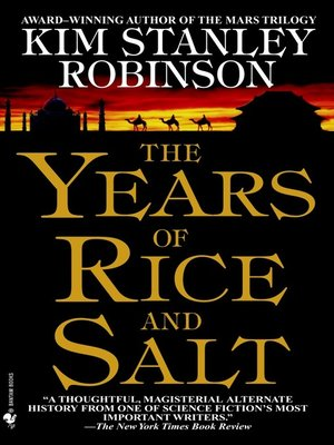 cover image of The Years of Rice and Salt