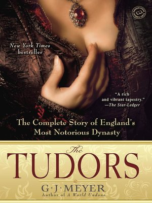 cover image of The Tudors