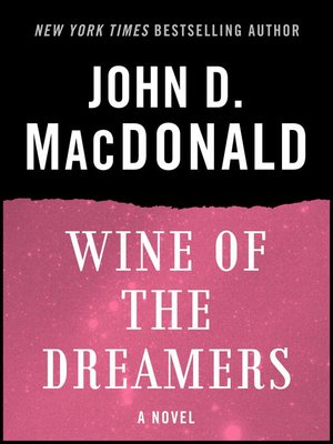 cover image of Wine of the Dreamers