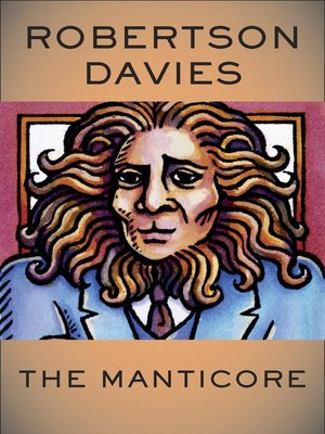 cover image of Manticore