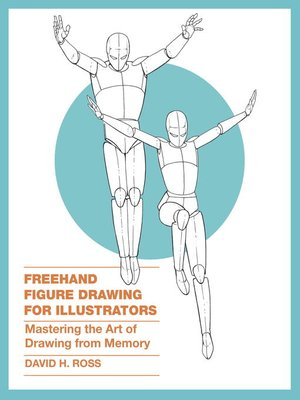 cover image of Freehand Figure Drawing for Illustrators