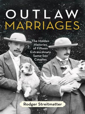 cover image of Outlaw Marriages