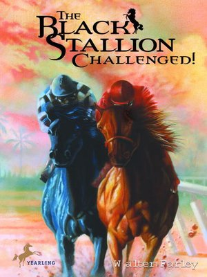 cover image of The Black Stallion Challenged