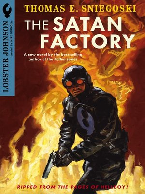 cover image of Lobster Johnson: The Satan Factory