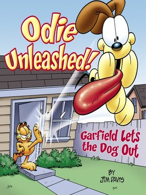 cover image of Odie Unleashed!