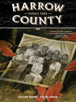 cover image of Harrow County (2015), Volume 4