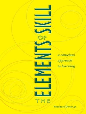 cover image of The Elements of Skill