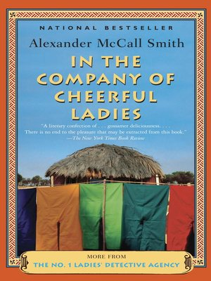 cover image of In the Company of Cheerful Ladies