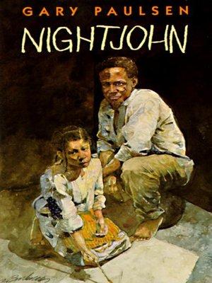 cover image of Nightjohn