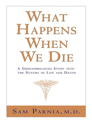 cover image of What Happens When We Die?