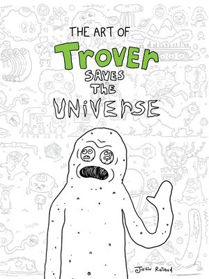 cover image of The Art of Trover Saves the Universe