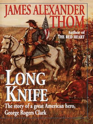 cover image of Long Knife