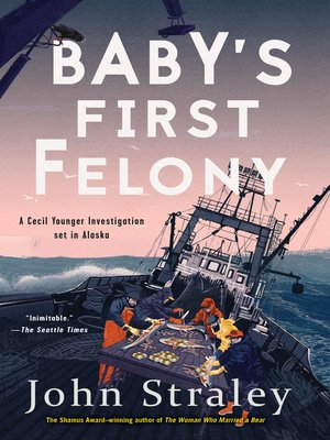 cover image of Baby's First Felony