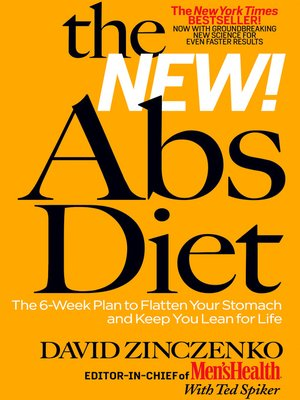 cover image of The New Abs Diet