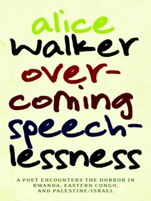 cover image of Overcoming Speechlessness