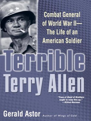 cover image of Terrible Terry Allen