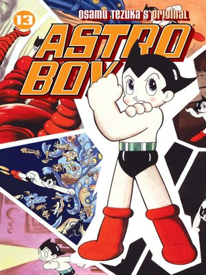cover image of Astro Boy Volume 13