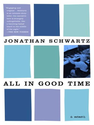 cover image of All in Good Time