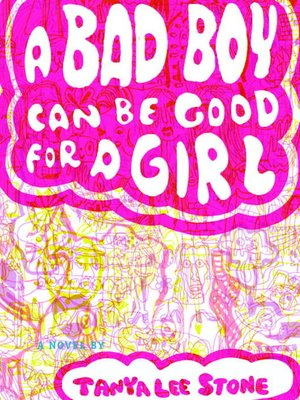 cover image of A Bad Boy Can Be Good for a Girl