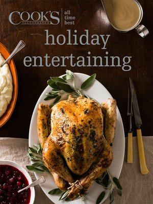 cover image of All-Time Best Holiday Entertaining