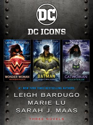 cover image of The DC Icons Series