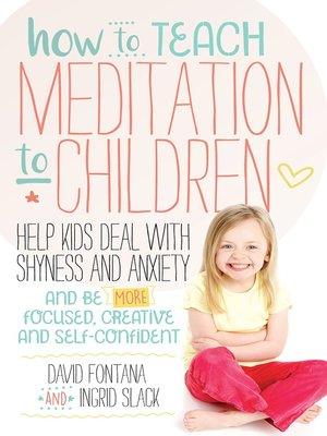 cover image of How to Teach Meditation to Children