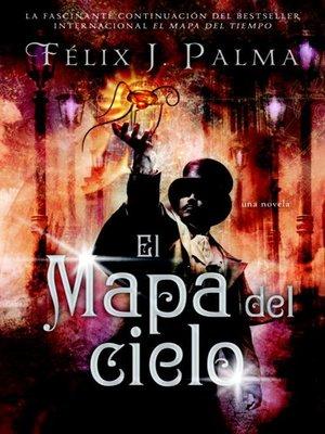 cover image of El mapa del cielo