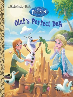 cover image of Olaf's Perfect Day (Disney Frozen)