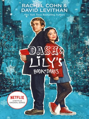 cover image of Dash & Lily's Book of Dares