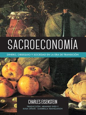 cover image of Sacroeconomía