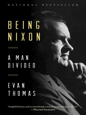 cover image of Being Nixon