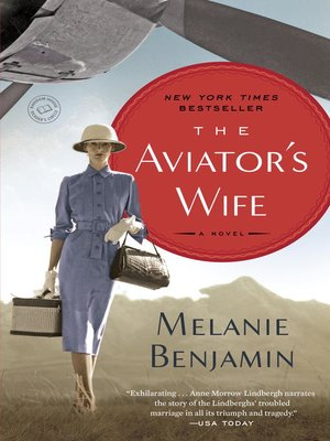 cover image of The Aviator's Wife