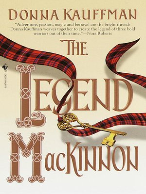 cover image of The Legend Mackinnon