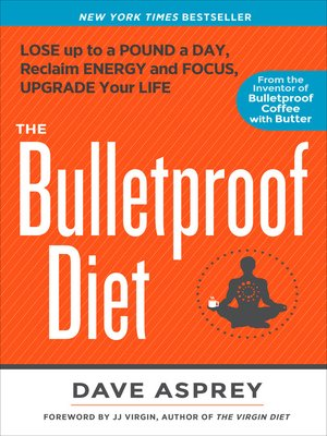 cover image of The Bulletproof Diet