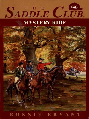 cover image of Mystery Ride