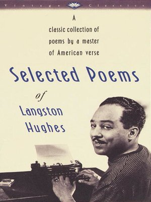 cover image of Selected Poems of Langston Hughes