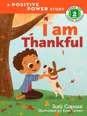 cover image of I Am Thankful