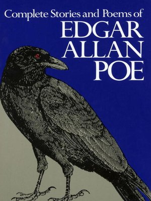 cover image of Complete Stories and Poems of Edgar Allan Poe