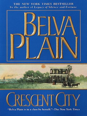 cover image of Crescent City