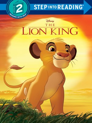 cover image of The Lion King Deluxe Step into Reading