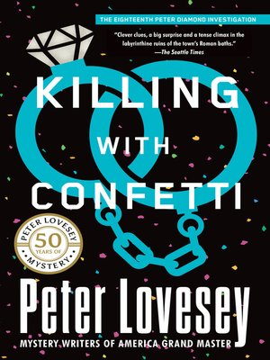 cover image of Killing with Confetti