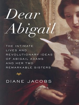 cover image of Dear Abigail