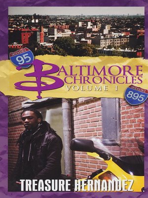 cover image of Baltimore Chronicles