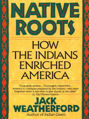 cover image of Native Roots