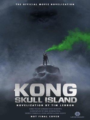 cover image of Kong: Skull Island