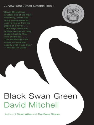 cover image of Black Swan Green