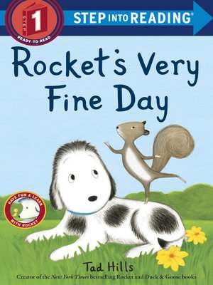 cover image of Rocket's Very Fine Day