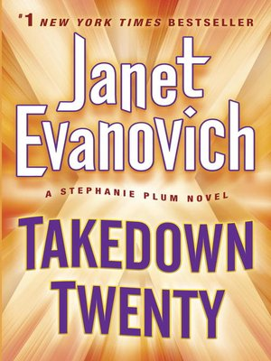 cover image of Takedown Twenty