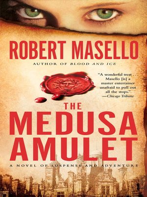 cover image of The Medusa Amulet
