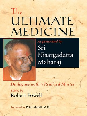 cover image of The Ultimate Medicine